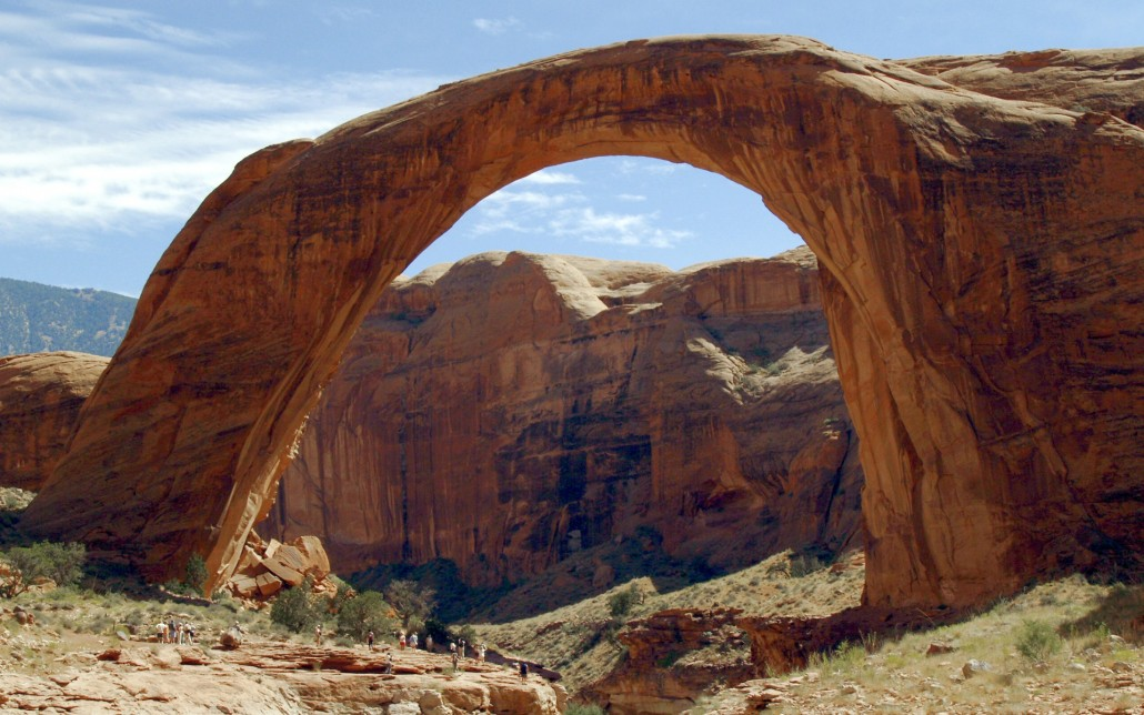 Rainbow Bridge, near Lake Powell